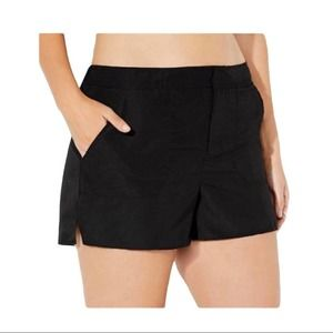 Swimsuits For All Black Cargo Shorts